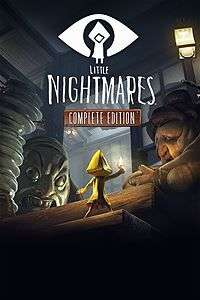 Little Nightmares: Complete Edition (Steam) für 9,78€ bei Cdkeys.com.