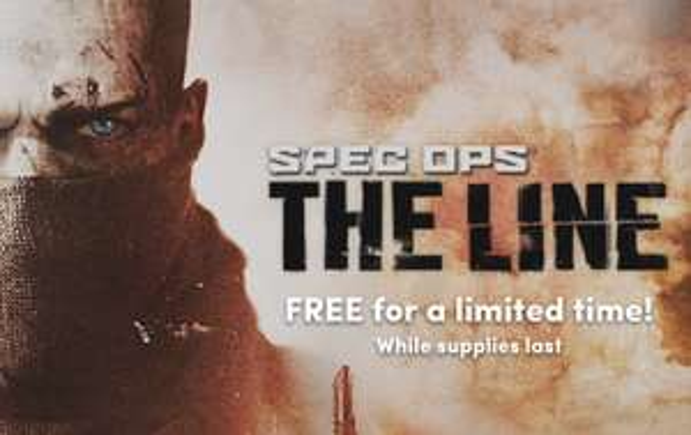 Spec Ops: The Line kostenlos @ Humblebundle