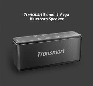 Tronsmart Element Mega Bluetooth Speaker with 3D Digital Sound
