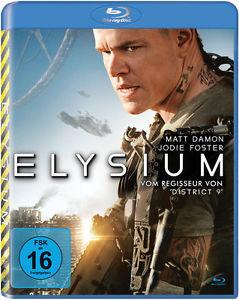 [Dodax] Elysium (Blu-ray + UV-Code) für 4,06€ und District 9 (Blu-ray) für 3,94€