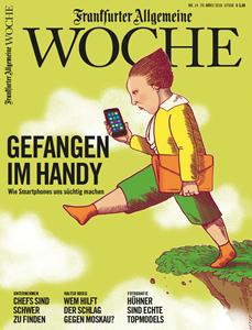 [Eazers App] Frankfurter Allgemeine Woche kostenlos