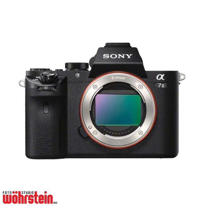 (foto-wöhrstein) Sony Alpha 7 II Body