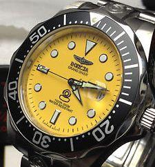 Invicta Grand Diver Pro 3048 für 77€ @amazon.com