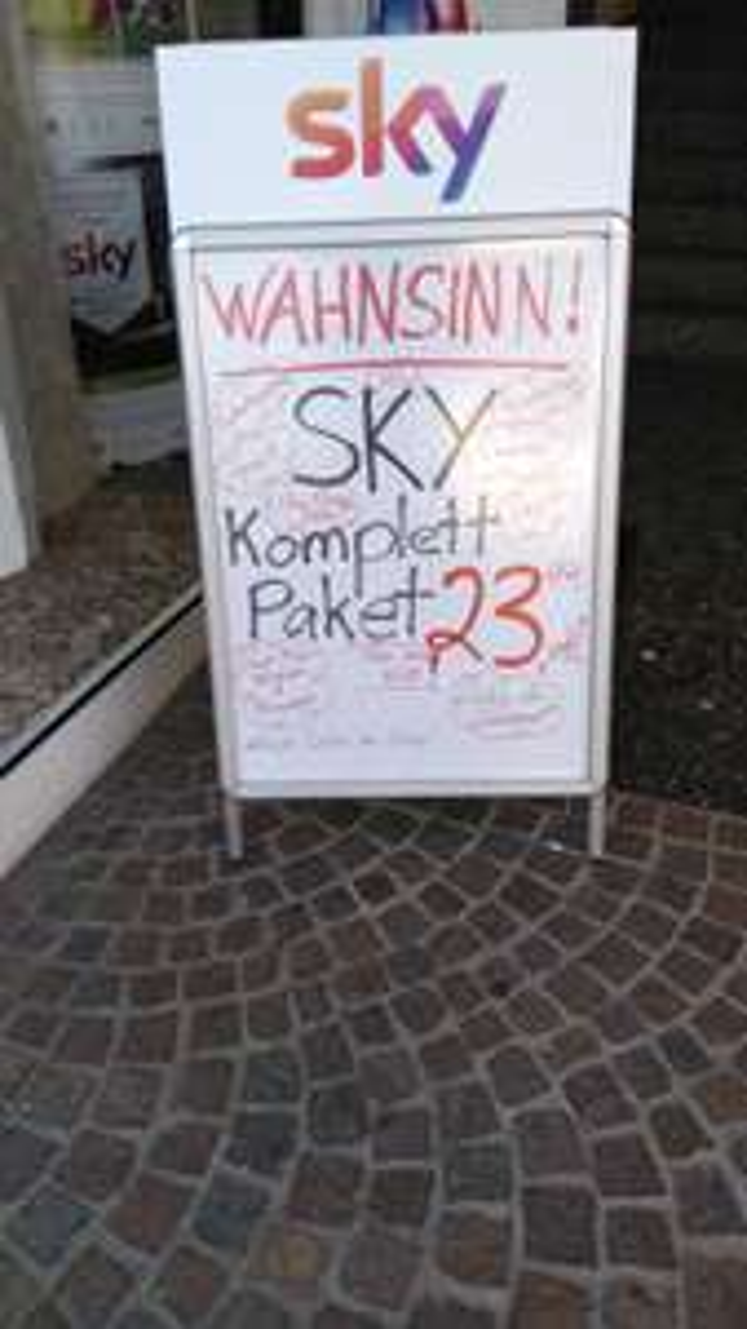Sky komplett lokal offline in Siegburg