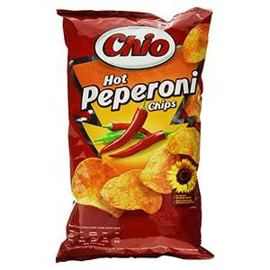 Amazon Chio Hot Peperoni, 10er Pack (10 x 175 g)
