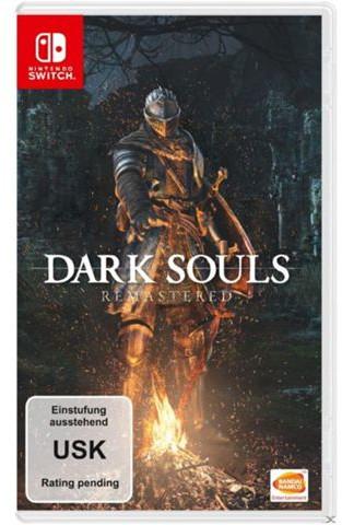 Dark Souls Remastered Nintendo Switch&PS4&Xbox One (Vorbestellung)
