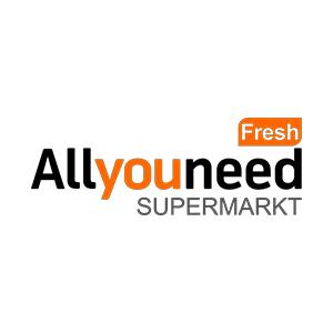 Allyouneedfresh 20% Cashback für alle + 5€ Newsletter