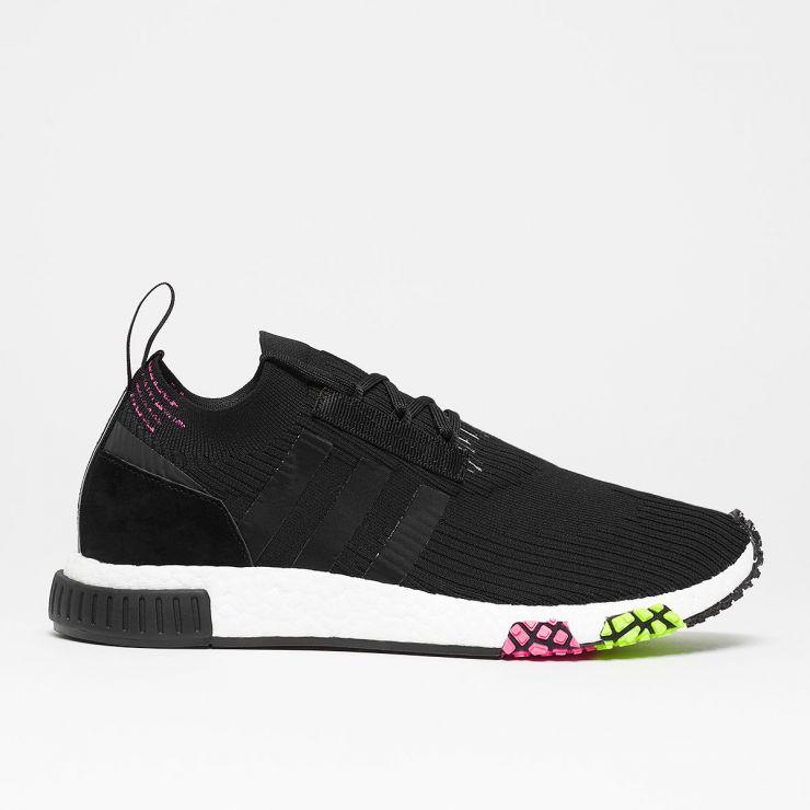 """Adidas NMD RACER PRIMEKNIT """"CORE BLACK für 76€ oder Adidas Swift Run für 52€@Solebox"""