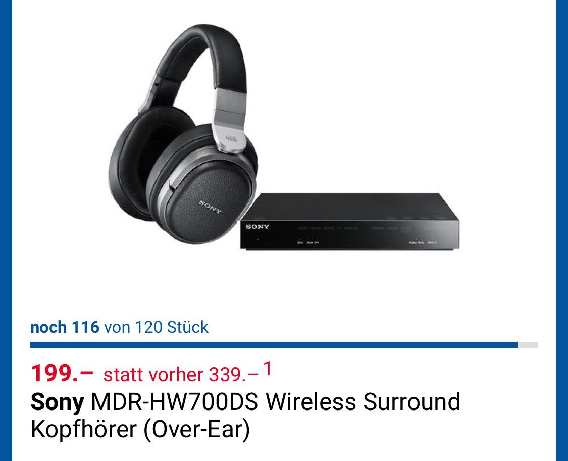 [SCHWEIZ] Sony MDR-HW700DS Digital Surroundsystem Kopfhörer