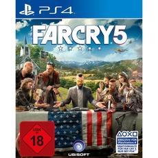 UbiSoft Far Cry 5, PlayStation 4-Spiel