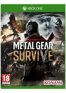 Metal Gear: Survive Xbox One [Base.com]