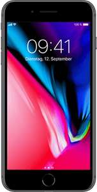 Apple iPhone 8 Plus 64GB im Smartmobil LTE (50 MBit/s) Special S Tarif für 1,- € Zuzahlung / 39,99 € monatlich / 29,99 Aktivierungsgebühr / 20,00 € Shoop