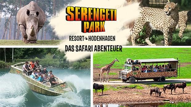 [Sammeldeal] gratis OSTERAKTIONEN: Serengeti-Park kostenloser Eintritt für Kinder + Andere [lokal]