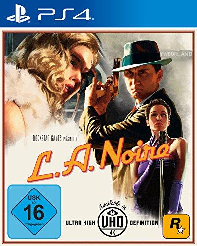 L.A. Noire (PS4 & Xbox One) für je 18€ (Amazon Prime)