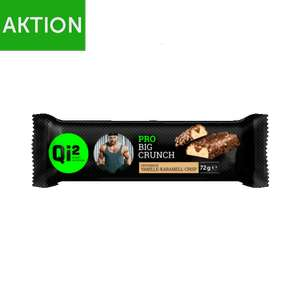 QI2 (Mc Fit) BIG CRUNCH PROTEIN-RIEGEL (4,90€ Versandkosten)