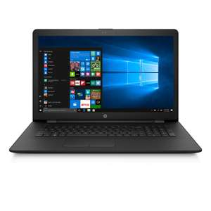 "[nbb]  HP 17-bs511ng -  17,3"" Full HD Notebook (i3-7100U, 4GB DDR4, 256 GB M.2 SSD, IPS-Panel, 2.60kg, Windows 10)"