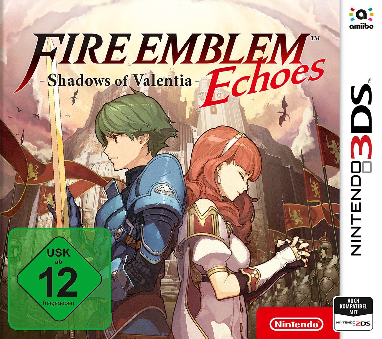 [Lokal MediaMarkt Worms] Fire Emblem Echoes Nintendo 3DS für 10€