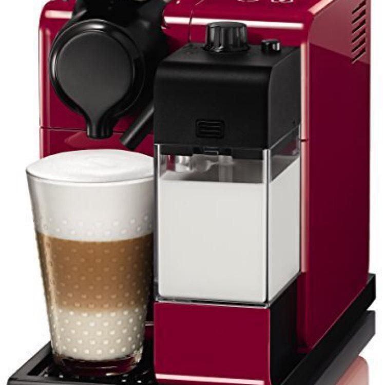[0815.eu] DeLonghi EN550.R Lattissima+ Touch Kaffeemaschine - Bestpreis