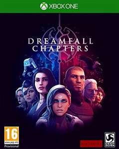 Dreamfall Chapters (Xbox One) für 15,54€ (Amazon Prime)