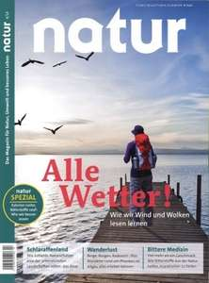 """12 Ausgaben der """"Natur"""" für 77,35€ + 80€ BestChoice Gutschein"""