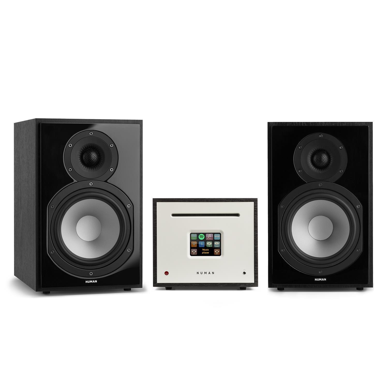 Stereo Kompaktanlage NUMAN Unison Reference 802