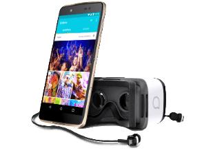 Saturn - ALCATEL Idol 4+, Smartphone, 16 GB, 5.2 Zoll, Gold, Dual SIM 77 €