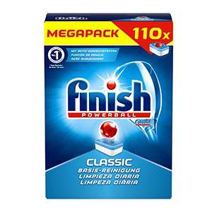 [Amazon] Finish Classic, Spülmaschinentabs - 330 Tabs - 0,06€/Tab