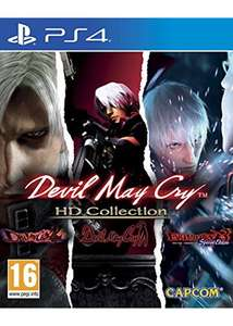 Devil May Cry HD Collection PS4 [Base.com]