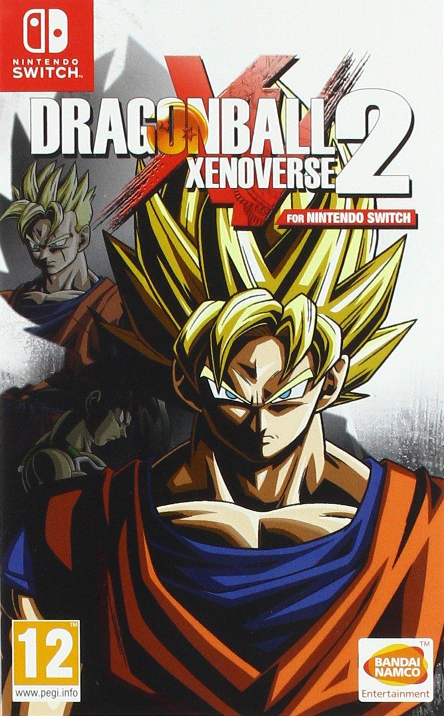 Dragon Ball Xenoverse 2 (Switch) für 33,56€ (Amazon FR)