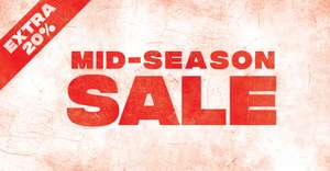 PUMA SHOP MID Season 20% Extra