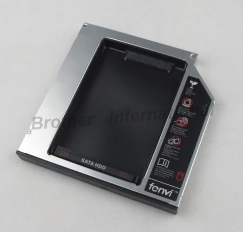 Adapter für 2. Festplatte anstatt DVD-Laufwerk für Sony Vaio EH3 (+ andere Laptops)