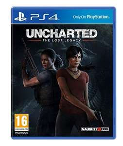 Uncharted: The Lost Legacy inkl. That's You (Download)​ (PS4) für 18,51€ (Amazon UK)