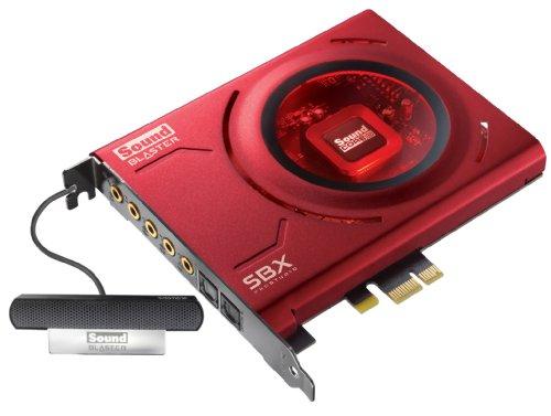 Creative Sound Blaster Z Soundkarte für 54,48€ [amazon]