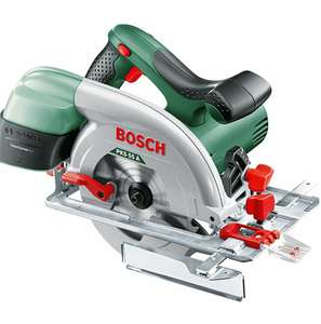 Bosch Handkreissäge PKS 55 A (Amazon)
