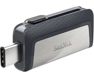 SanDisk Ultra Dual Drive Typ C (USB-Stick) (32GB) für 13,39€ [eBay]