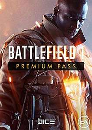 [Amazon] Battlefield 1 - Premium Pass - [PC Code - Origin]