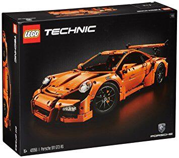 LEGO Porsche GT3 RS 42056 (Amazon.fr)