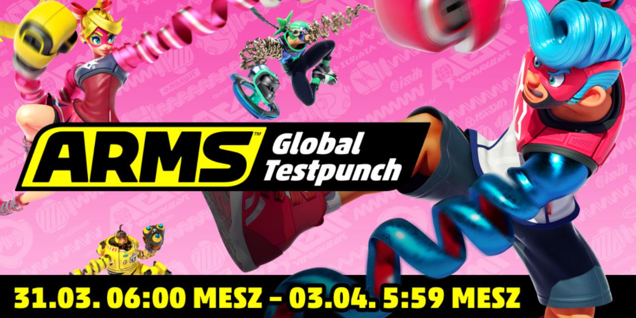 Arms - kostenloses Testwochenende [Nintendo Switch]
