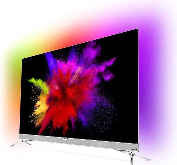 Philips 55POS901F 55''-OLED-TV mit Ambilight, 100Hz nativ und HDR für 1499€ [Ebay]