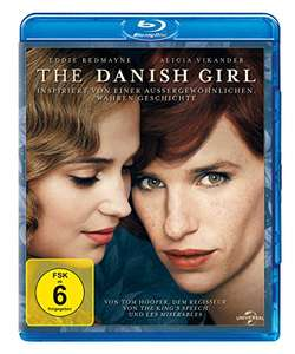[ Amazon / Prime] The Danish Girl (Blu-ray)