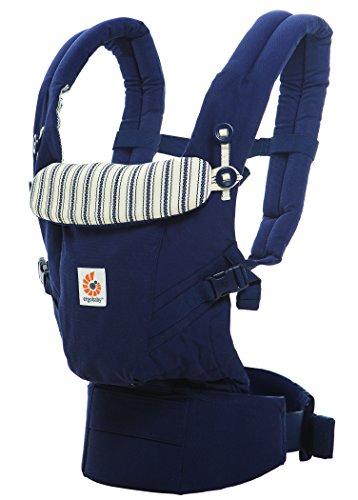(Amazon) Ergobaby Babytrage Kollektion Adapt Admiral blue
