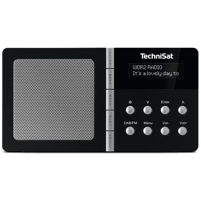 "DAB+ Radio ""Techniradio 1"" für 24,99€ zzgl. 4,95€ Versand (ab 40€ VSK-frei)"