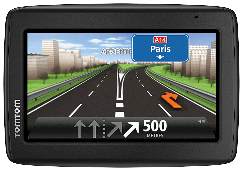 TomTom Start 25 M, Navigationsgerät mit Free Lifetime Maps, 13 cm (5 Zoll) für 80€ statt 108,99€
