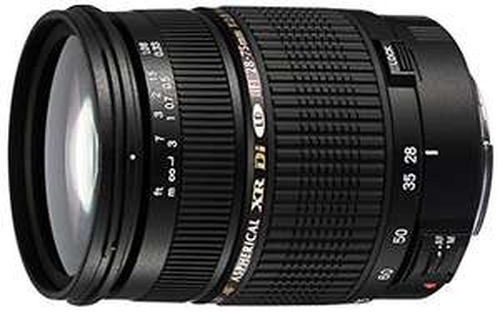 Tamron SP AF 28-75mm f2.8 XR Di LD IF Macro (Nikon F) für 267,52€ [Amazon.es]