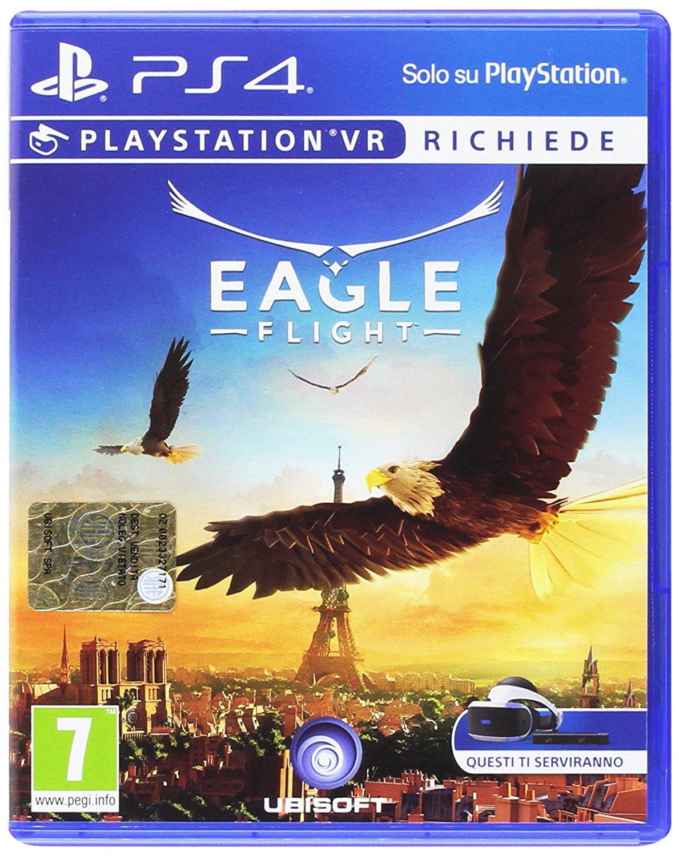 Eagle Flight VR (PS4) für 13,84€ (Amazon IT)