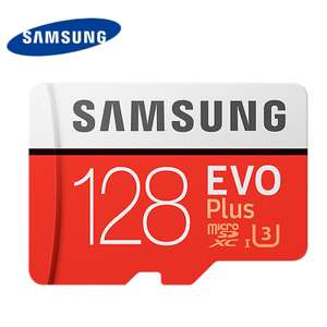 Samsung 128GB Micro SD Karte Evo Plus Class 10 U3 kompatibel - VolumeRate-EU-Shop -