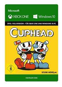 Cuphead (Xbox One/PC Digital Code Play Anywhere) für 11,08€ (Xbox Store TR Xbox Live Gold)