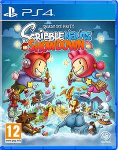 Scribblenauts Showdown(PS4)