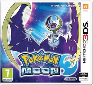 Pokemon: Mond (3DS) für 21,95€ (Coolshop)