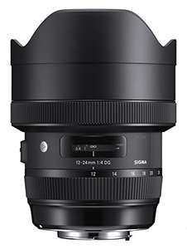 Sigma 12-24 mm F4 DG AF HSM Art - Canon - [Amazon.es]